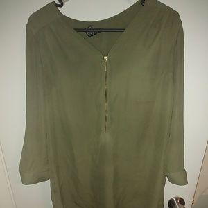 Rue 21 blouse medium